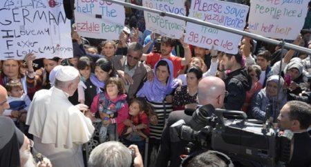 """Francisco: """"Hoje mais do que nunca, devemos estar do lado dos refugiados"""""""
