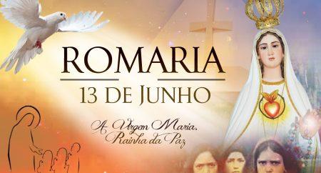 A Virgem Maria Rainha da Paz