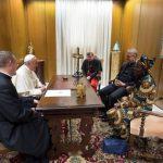 Ecumenismo: Papa recebe delegação do Conselho Mundial de Igrejas
