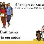 POM promove 4º Congresso Missionário Nacional em setembro