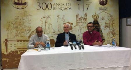 Em coletiva, Santuário apresenta detalhes sobre a Festa da Padroeira