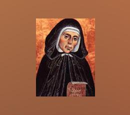 Santa Joana Maria da Cruz