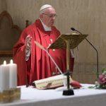 """""""A cruz é um mistério de amor"""", destaca Papa"""