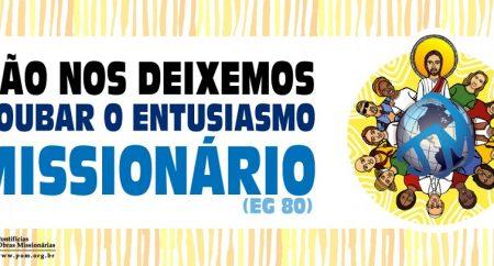 Pontifícias Obras Missionárias lança subsídios para articular sua missão no Brasil