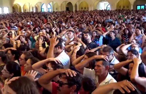 """Santuário de Fátima é uma """"Fogueira viva do Espírito Santo"""", diz Ironi Spuldaro"""