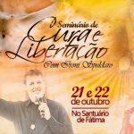 Santuário de Fátima promove Seminário de Cura e Libertação nos dias 21 e 22 de outubro