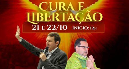 Seminário de Cura e Libertação com Ironi Spuldaro