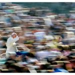 O cristão é missionário de esperança, diz Papa