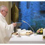Papa: pensar na morte faz bem, será o encontro com o Senhor