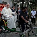 Em Bangladesh, Papa destaca esforços comuns das religiões pela paz