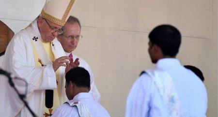 Papa divulga mensagem para o Dia Mundial de Oração pelas Vocações