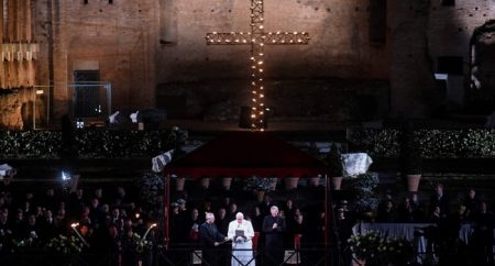 Via-Sacra: vergonha, arrependimento e esperança diante do Senhor