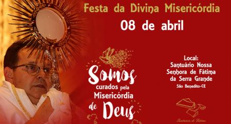 Festa da Divina Misericórdia concede indulgência plenária