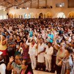 Romeiros de Fátima inundam o Santuário