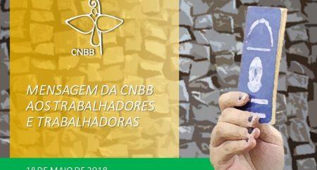 CNBB: mensagem pelo Dia do Trabalhador
