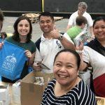 Dublin: dezenas de brasileiros como voluntários no Encontro das Famílias