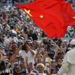 Papa Francisco aos católicos chineses: a fé muda a história