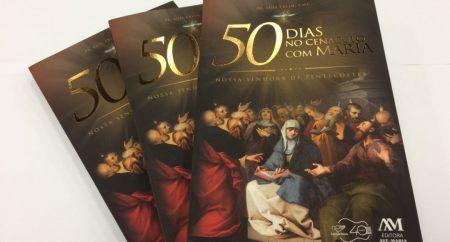 """Autor do best-seller """"9 meses com Maria"""" lança novo livro pela Editora Ave-Maria em coedição com a Editora Canção Nova"""