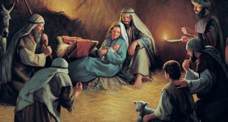 Natal – Jesus Cristo vem morar conosco