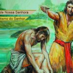 """Romaria de Nossa Senhora – """"Batismo do Senhor"""""""
