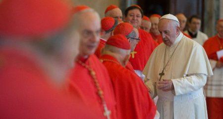 Atualização do Colégio Cardinalício