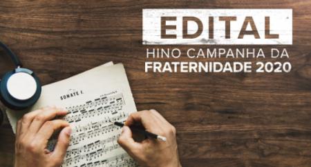 Prorrogado prazo de inscrição do concurso para a letra do hino da CF 2020
