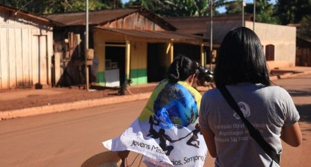 Juventude realiza experiência missionária no Pará
