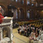 Francisco aos jovens tailandeses: o segredo de um coração feliz é estar ancorado em Jesus