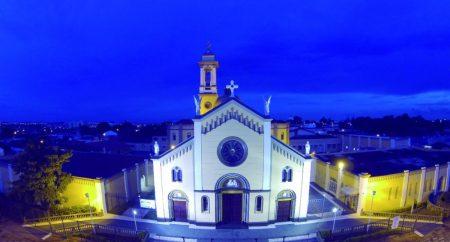 """Santuário de Nossa Senhora da Abadia, em Uberaba (MG), ganha título de """"Basílica Menor"""""""