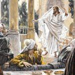 Como Jesus reagia e respondia às pessoas falsas?