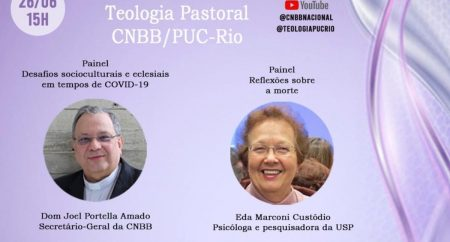 CNBB e PUC Rio promovem Jornadas de Teologia Pastoral a partir do dia 26 de junho