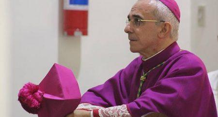 Dom Henrique Soares testou positivo para COVID-19, diocese pede orações