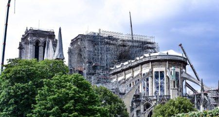 Catedral de Notre Dame será reconstruída como uma réplica do desenho original