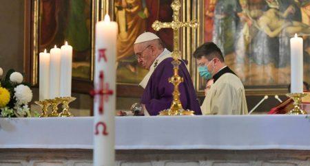 Papa: a esperança cristã é uma âncora que dá sentido à vida