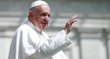 Papa à CNBB: promover a reconciliação do povo brasileiro